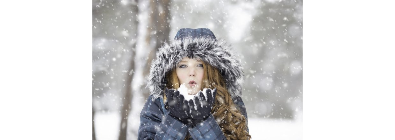 Får du tør hud om vinteren? Vi giver dig gode råd til tør vinterhud