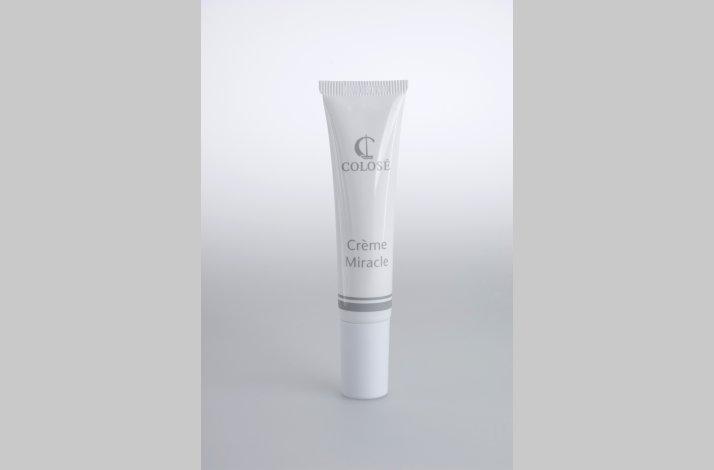Kollagen creme til øjnene, fjerner rynker og sorte rande - 15 ml.
