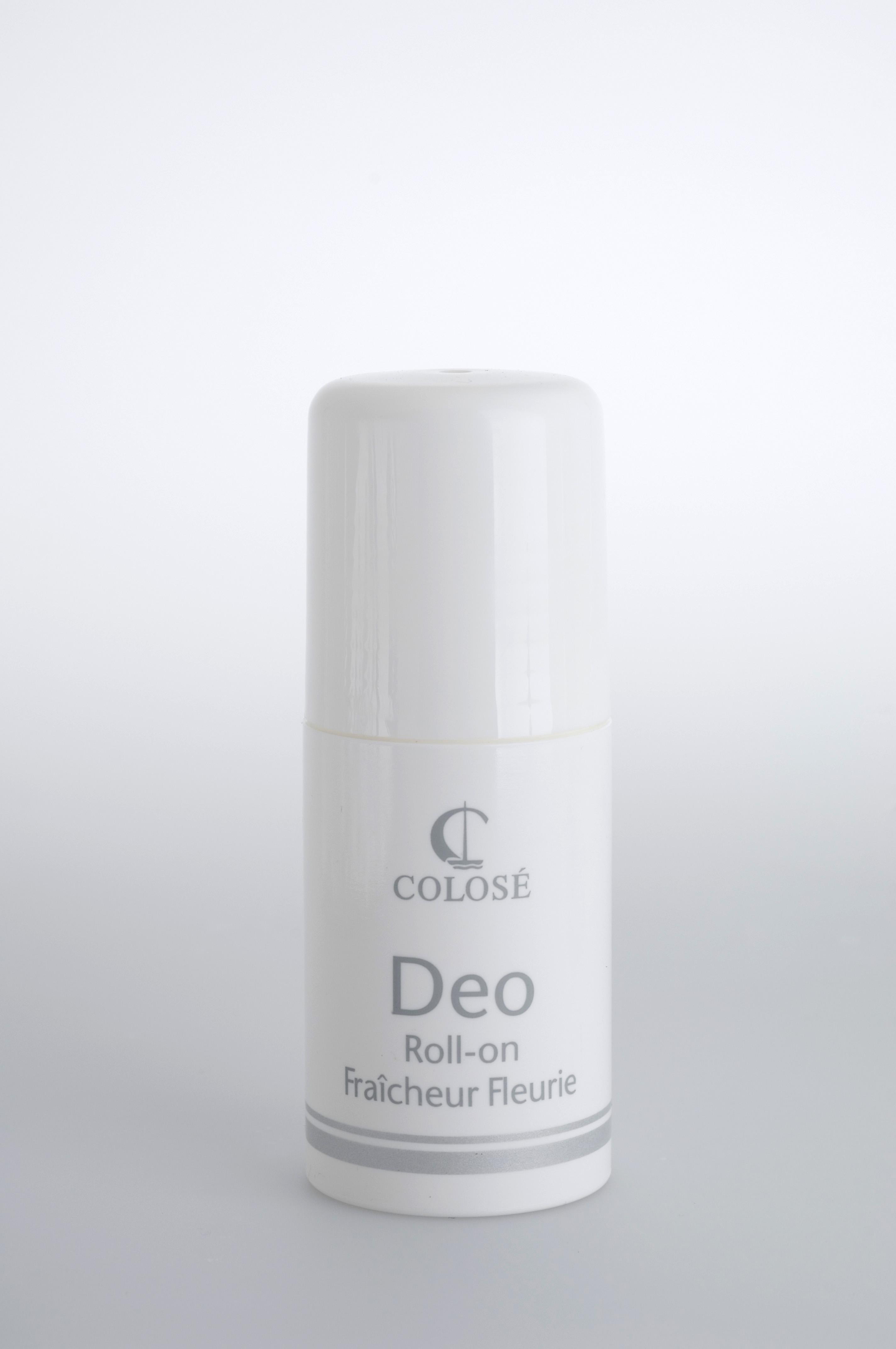 DRoll on deodoran til kvinder, mild og beskyttende, med antipersperant