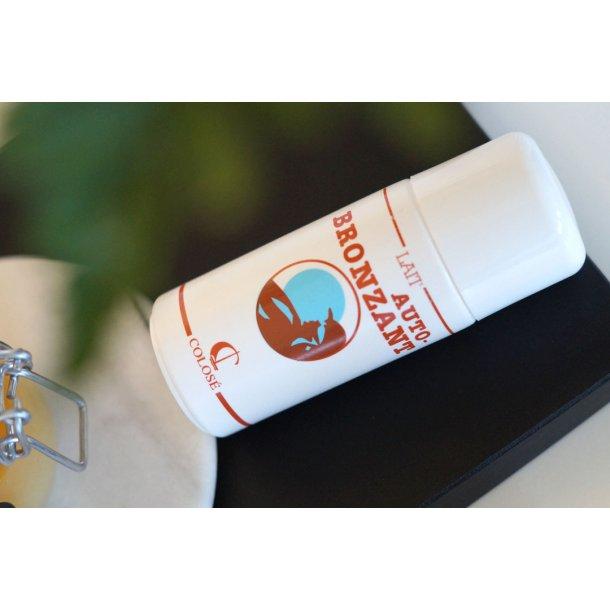 Selvbruner, Lait de Autobronzant - 125 ml.