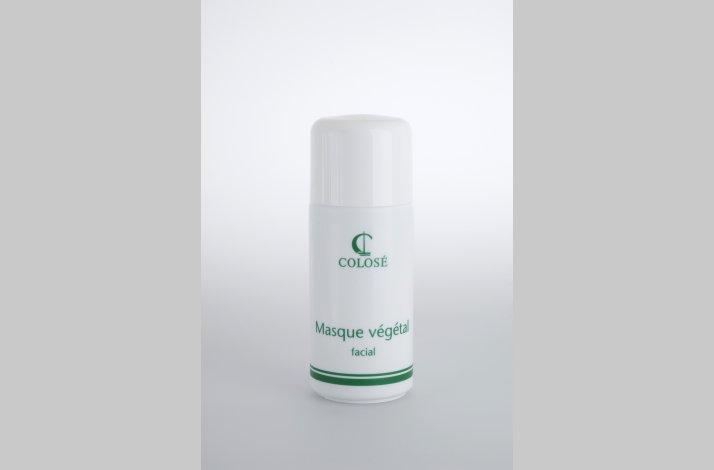 Urtemaske til uren hud, fjerner hudorme og modvirker tendens til acne - 125 ml.