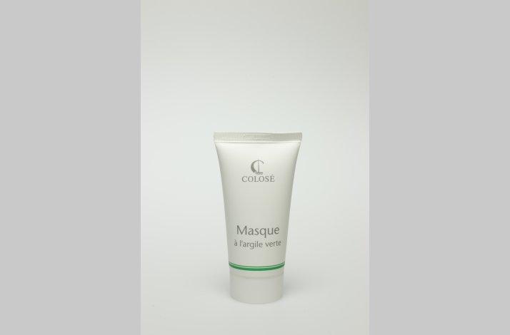 Grøn muddermaske, Plejer huden og renser i dybden