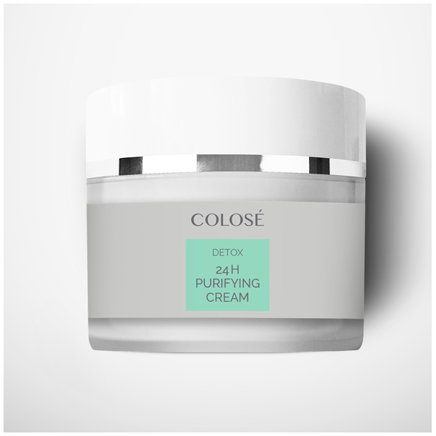 Detox 24H Purifying Cream 50 ml.