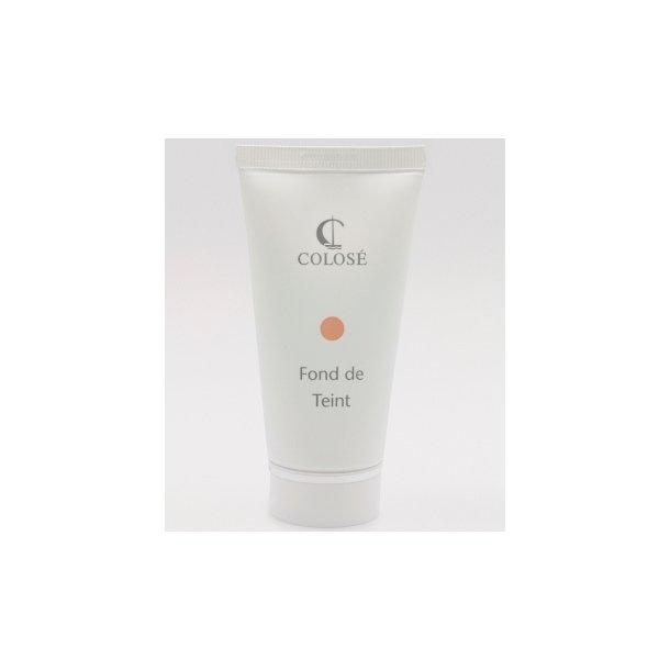 Caprice Foundation til lys hud, 50 ml.